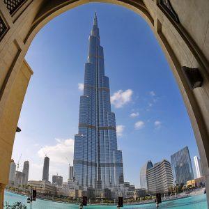 Dubai et ses centres commerciaux de luxe.